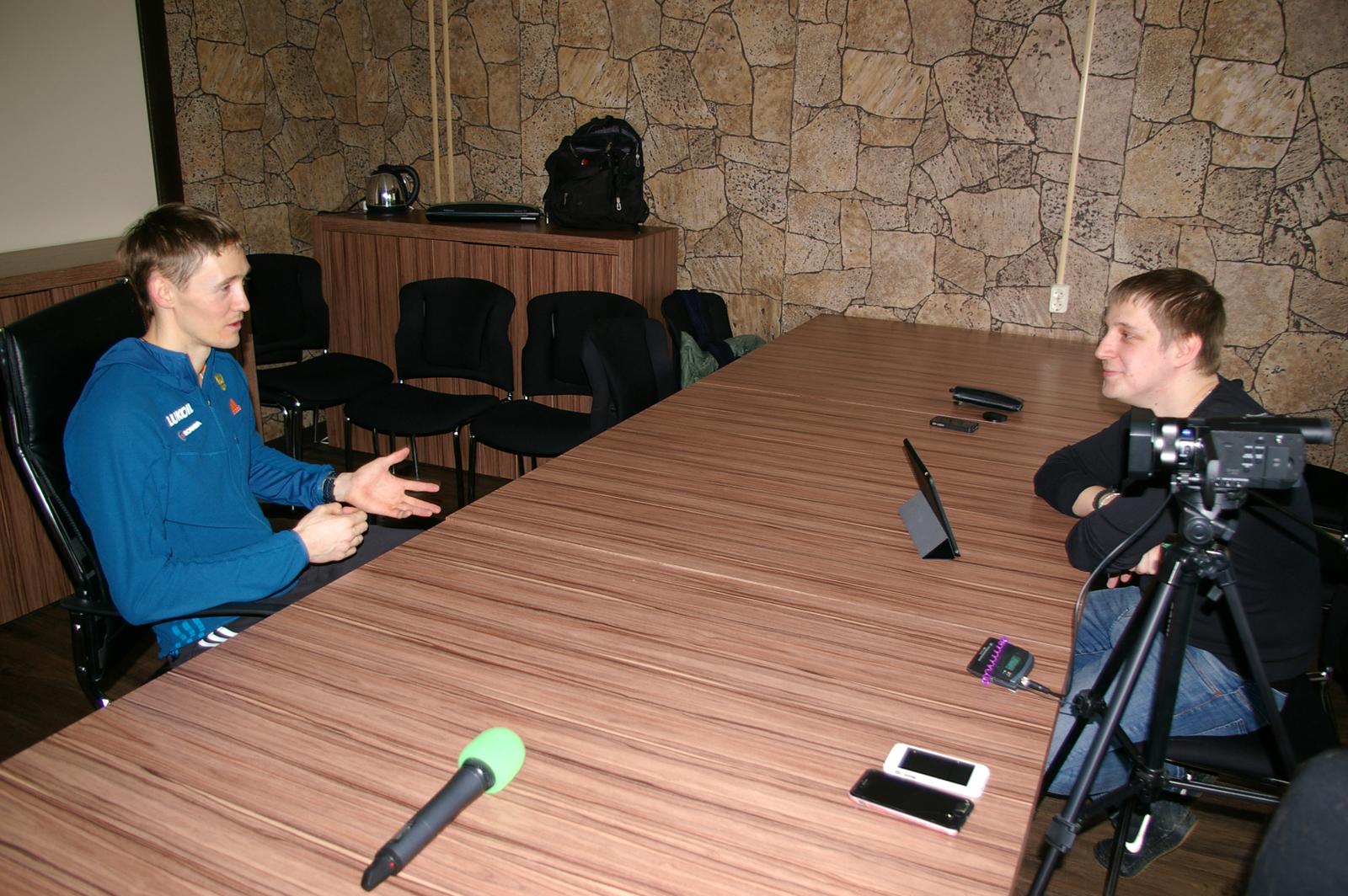 Типичное Одинцово, Никита Крюков, интервью
