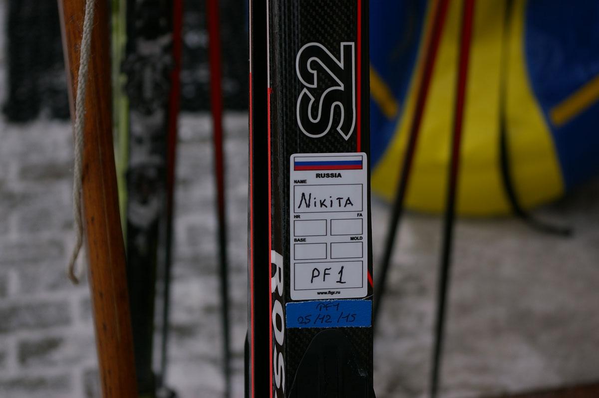 Никита Крюков занял третье место в спринте классическим стилем на «Красногорской лыжне»